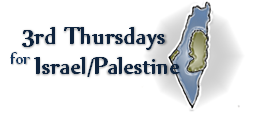 Third Thursday for Israel Palestine logo