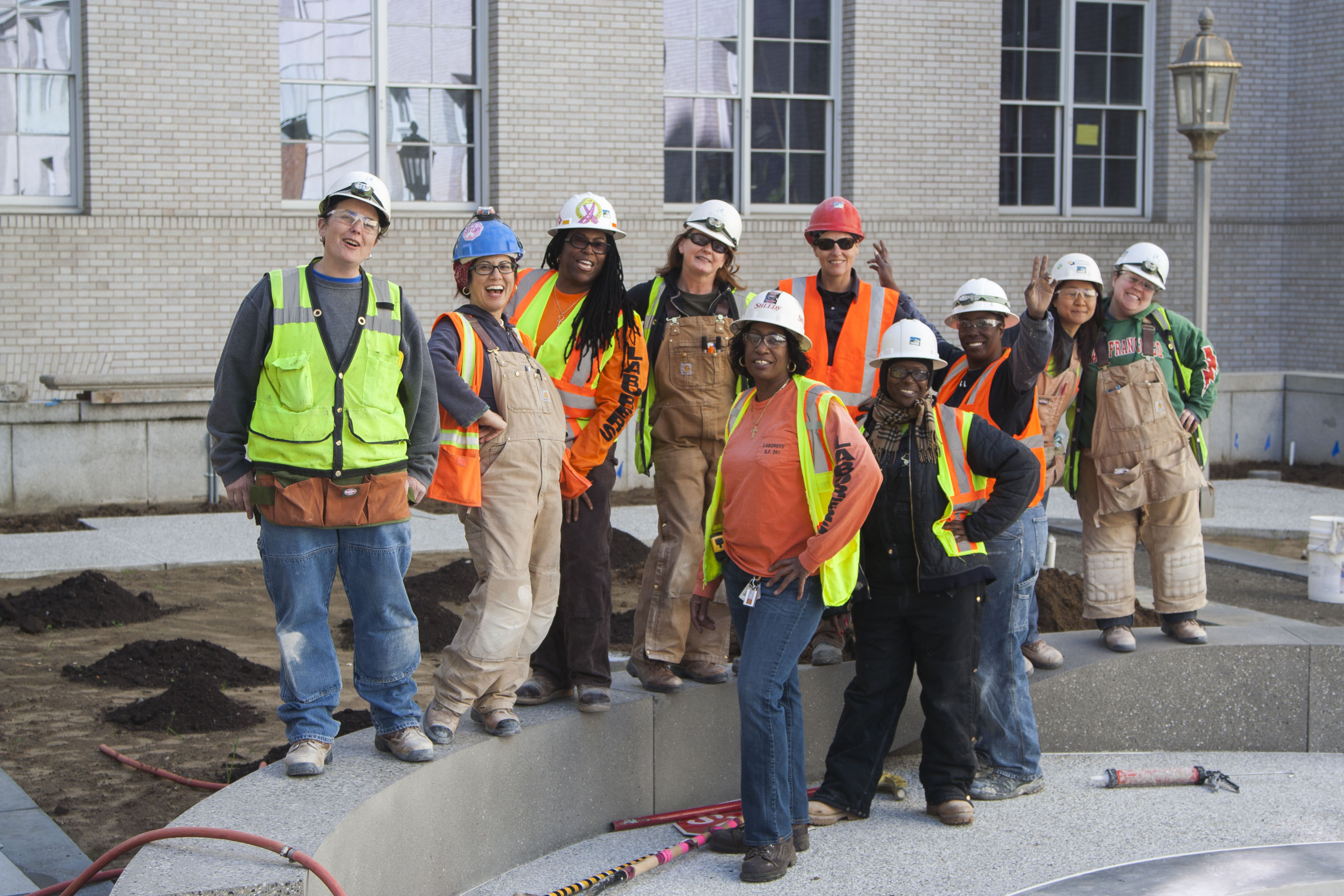 Sisters to Sisters - Women Interested in Construction Trades