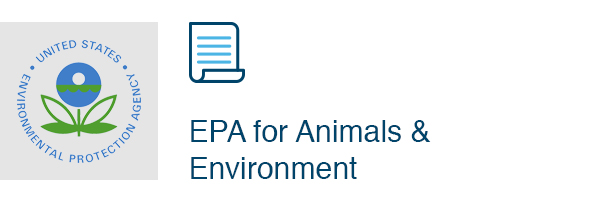 EPA for Animals & Environment