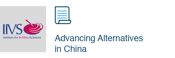 Advancing Alternatives in China