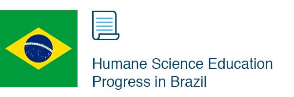 Quest to End Harmful Animal Use at Brazilian Universities