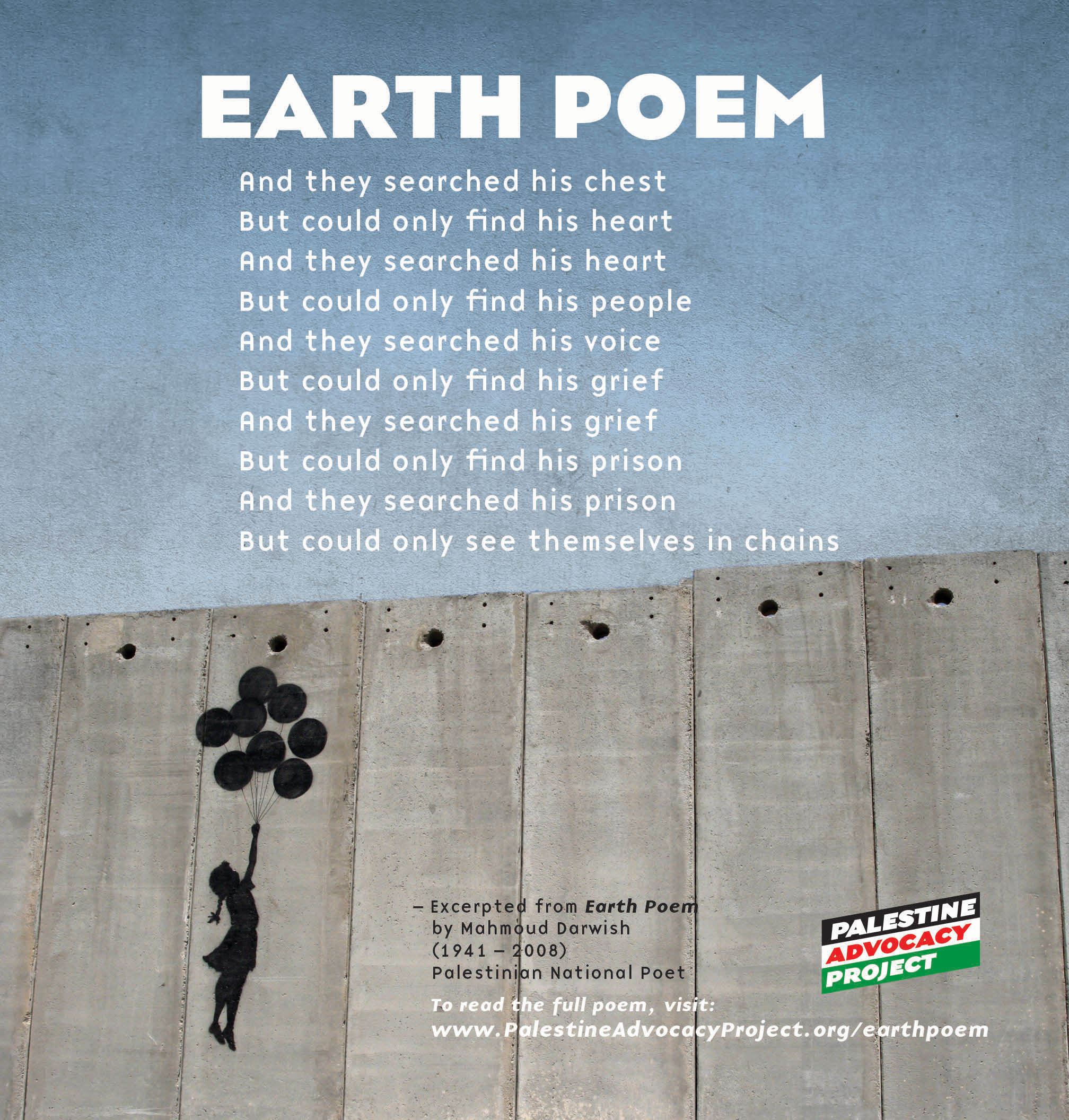 Earth Poem Poster