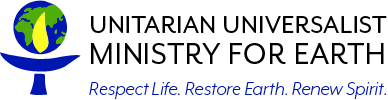 UU Ministry for Earth logo: