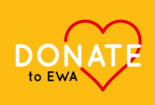 Donate to EWA