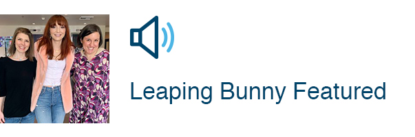 Leaping Bunny Featured