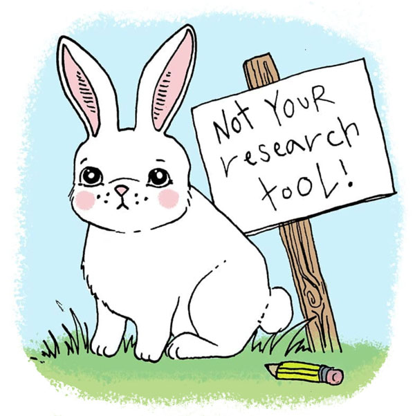 Not Your Research Tool!
