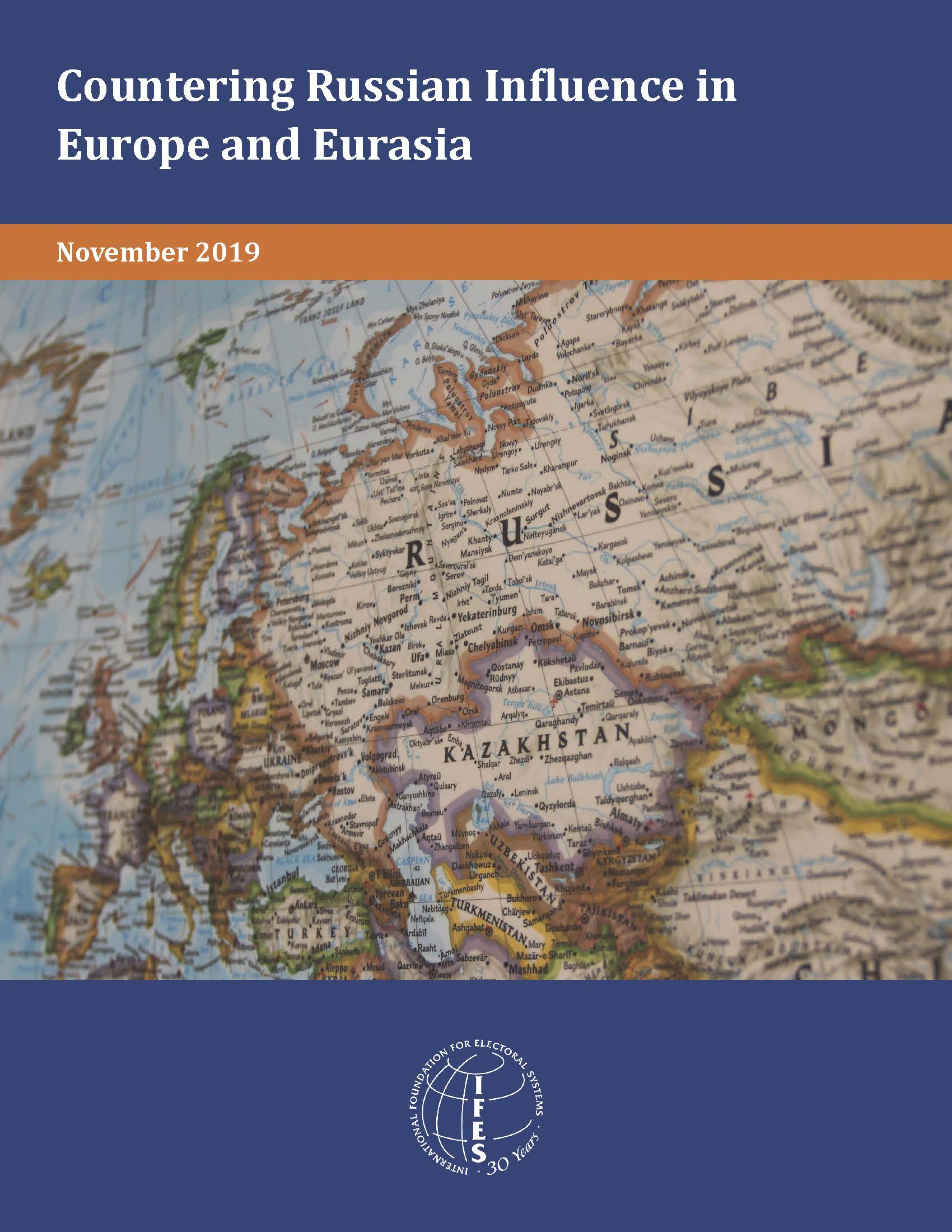 Countering Russian Influence in Europe and Eurasia cover